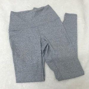 Saski Marble Gray High Waist Leggings